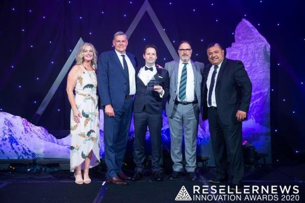 Reseller News Innovation Awards 2020 Corporate Citizen Award