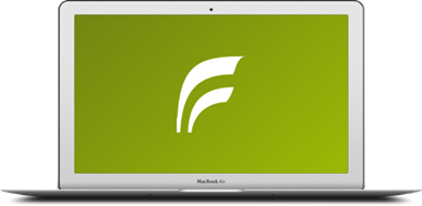 Fleetcoach on Macbook Air